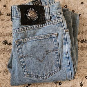 VERSACE mom jeans